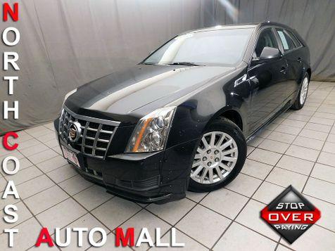 2012 Cadillac CTS Wagon Luxury in Cleveland, Ohio
