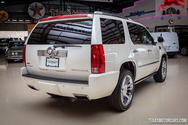 2012 Cadillac Escalade Platinum Edition AWD in Addison, Texas 75001
