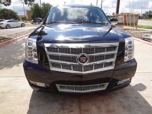 2012 Cadillac Escalade ESV Platinum Edition Austin , Texas 10