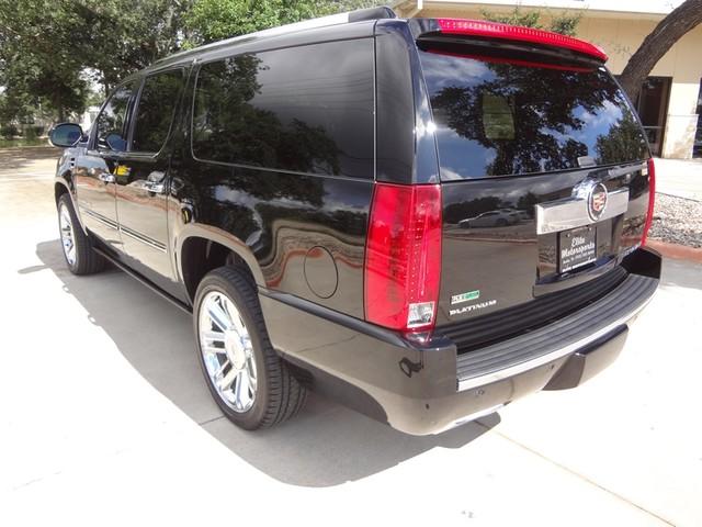 2012 Cadillac Escalade ESV Platinum Edition Austin , Texas 2