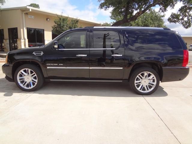 2012 Cadillac Escalade ESV Platinum Edition Austin , Texas 1