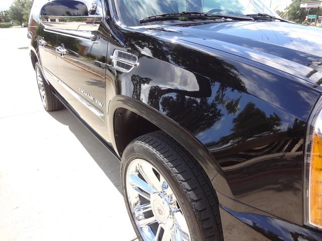 2012 Cadillac Escalade ESV Platinum Edition Austin , Texas 9