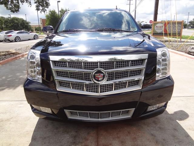 2012 Cadillac Escalade ESV Platinum Edition Austin , Texas 8