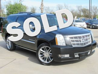 2012 Cadillac Escalade ESV Platinum Edition | Houston, TX | American Auto Centers in Houston TX