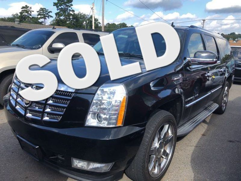 2012 Cadillac Escalade ESV Luxury   Little Rock, AR   Great American Auto, LLC in Little Rock AR