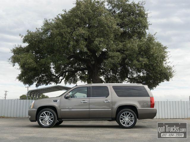 2012 Cadillac Escalade ESV Platinum Edition 6.2L V8