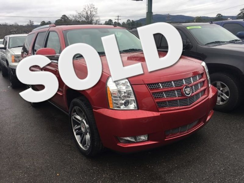 2012 Cadillac Escalade Premium - John Gibson Auto Sales Hot Springs in Hot Springs Arkansas