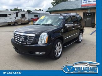 2012 Cadillac Escalade Luxury in Lapeer, MI 48446