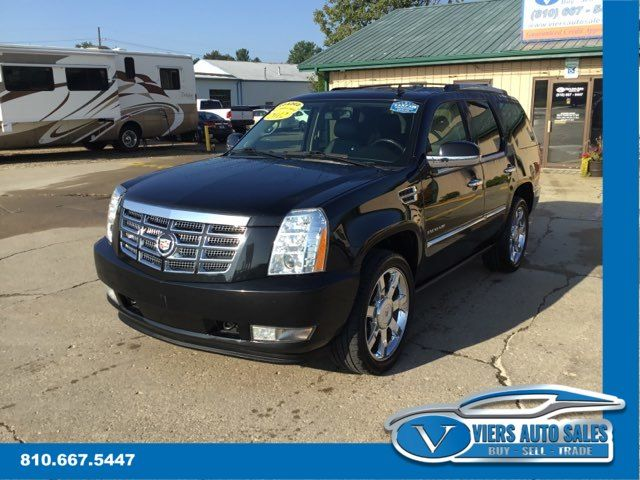 2012 Cadillac Escalade Luxury AWD