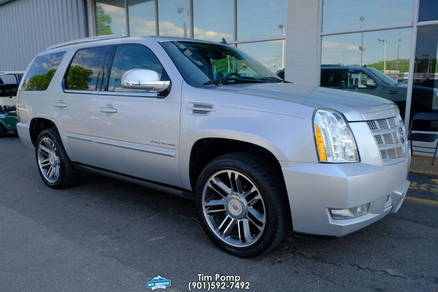 2012 Cadillac Escalade Premium SUNROOF/CHROME 22'S /REAR DVD /NAVIGATION