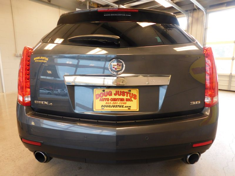 2012 Cadillac SRX Luxury Collection  city TN  Doug Justus Auto Center Inc  in Airport Motor Mile ( Metro Knoxville ), TN