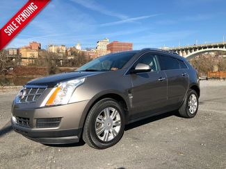 2012 Cadillac SRX Luxury Collection Fairmont, West Virginia