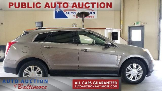 2012 Cadillac SRX Luxury Collection | JOPPA, MD | Auto Auction of Baltimore  in Joppa MD