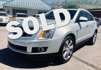 2012 Cadillac SRX Premium Collection LINDON, UT