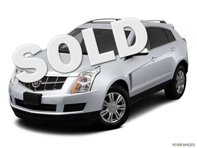 2012 Cadillac SRX Luxury Collection Minden, LA