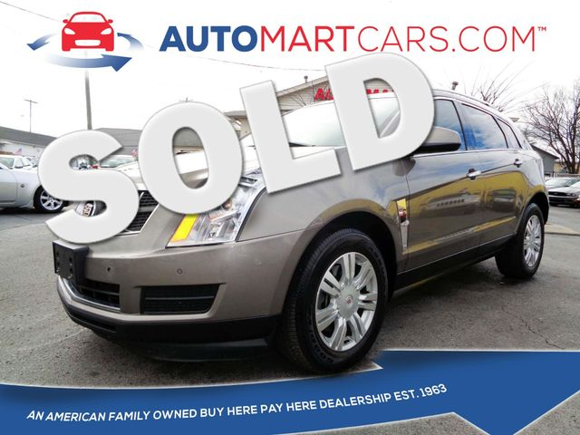 2012 Cadillac SRX Luxury Collection   Nashville, Tennessee   Auto Mart Used Cars Inc. in Nashville Tennessee