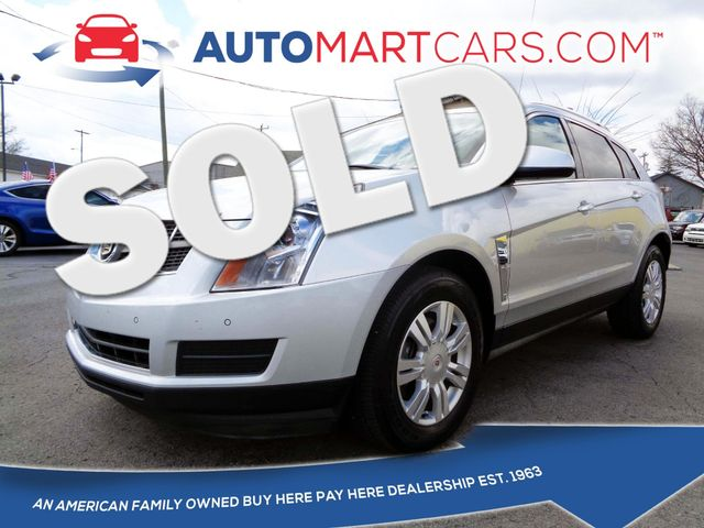 2012 Cadillac SRX Luxury Collection | Nashville, Tennessee | Auto Mart Used Cars Inc. in Nashville Tennessee
