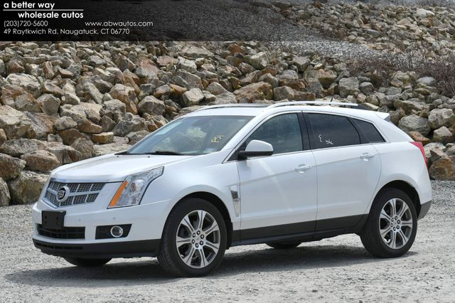 2012 Cadillac SRX Premium Collection Naugatuck, Connecticut