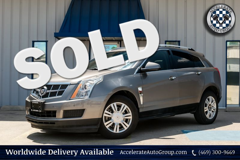 2012 Cadillac SRX Luxury Collection in Rowlett Texas