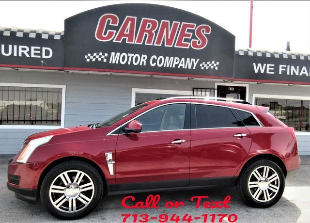 2012 Cadillac SRX Luxury Collection south houston, TX