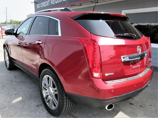 2012 Cadillac SRX Luxury Collection south houston, TX 2