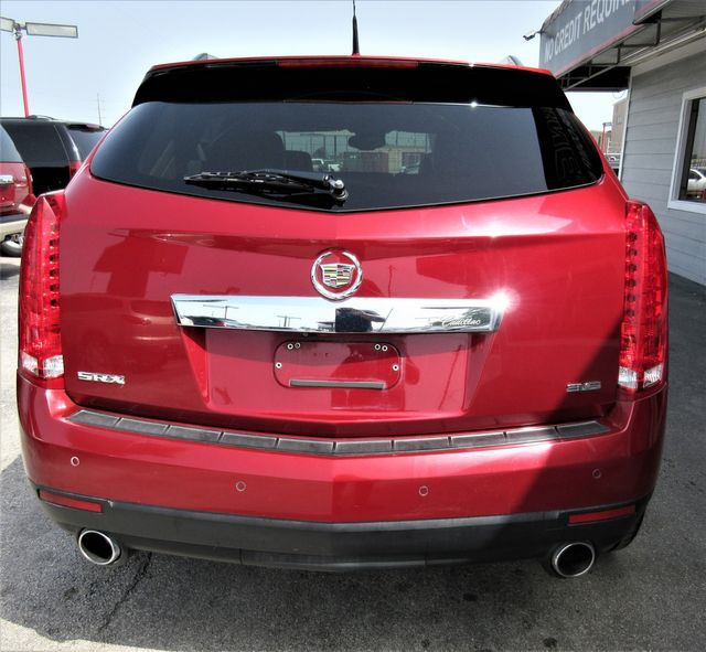 2012 Cadillac SRX Luxury Collection south houston, TX 3
