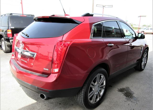 2012 Cadillac SRX Luxury Collection south houston, TX 4