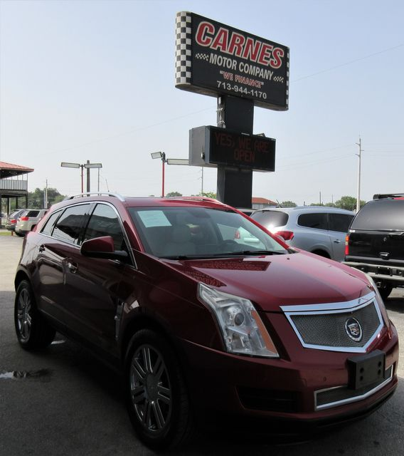 2012 Cadillac SRX Luxury Collection south houston, TX 5