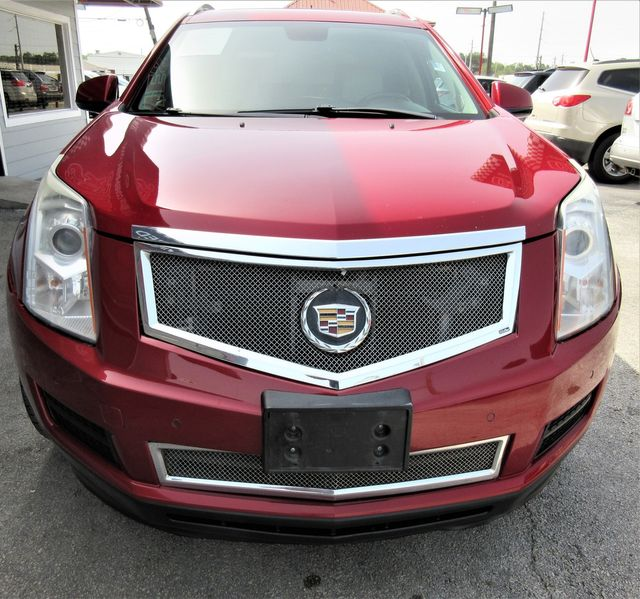 2012 Cadillac SRX Luxury Collection south houston, TX 6
