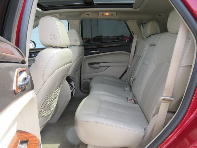 2012 Cadillac SRX Luxury Collection south houston, TX 8