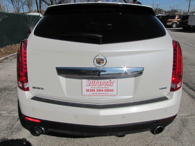 2012 Cadillac SRX Luxury Collection St. Louis, Missouri 3