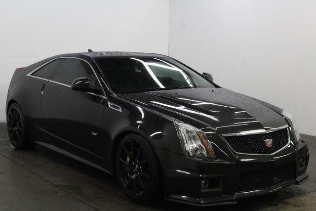 2012 Cadillac V-Series