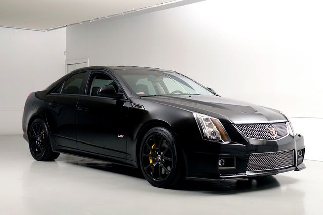 2012 Cadillac V-Series Sedan One Owner Texas Car Many Performance Mods