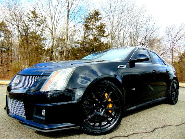 2012 Cadillac V-Series SEDAN