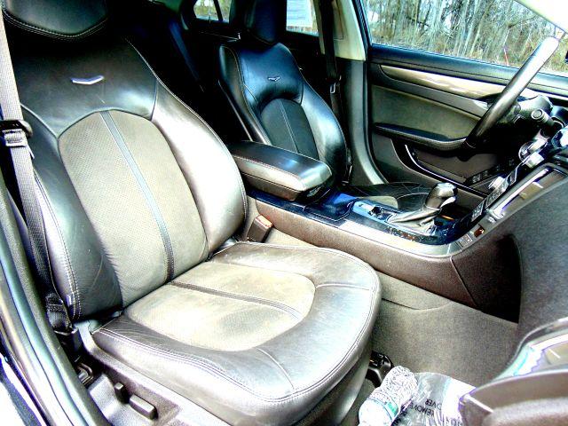 2012 Cadillac V-Series SEDAN in Sterling, VA 20166