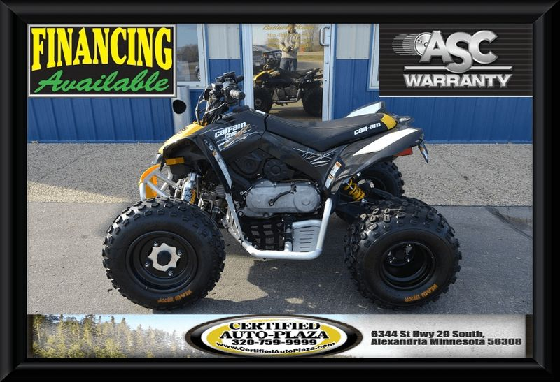 2012 Can-Am DS 90 X  in Alexandria Minnesota