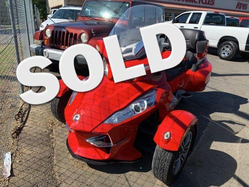 2012 Can Am SPYDER    Little Rock, AR   Great American Auto, LLC in Little Rock AR