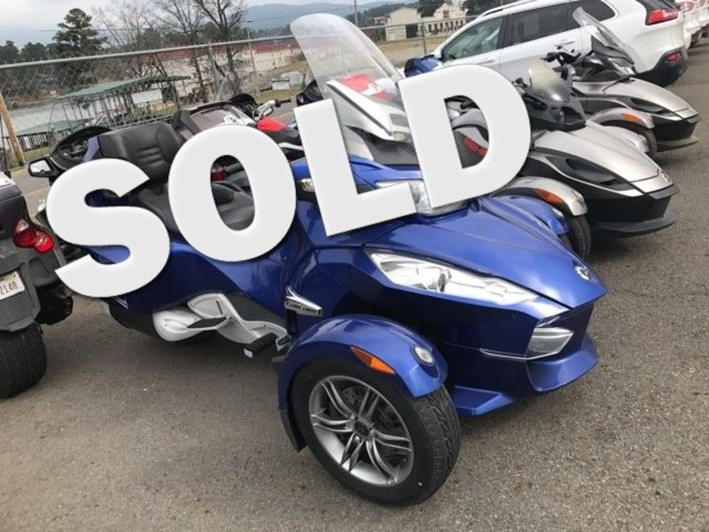 2012 Can-Am Spyder RT-S Roadster RT Audio And Convenience | Little Rock, AR | Great American Auto, LLC in Little Rock AR