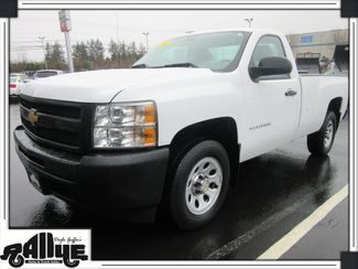 2012 Chevrolet 1500 Silverado WT in Burlington WA, 98233