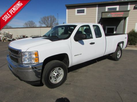 2012 Chevrolet 2012 Chev 2500HD 4x4 Ex-Cab Longbox  in St Cloud, MN