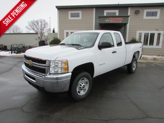 2012 Chevrolet  2500HD 4x4 Ex-Cab Short-Box in St Cloud, MN
