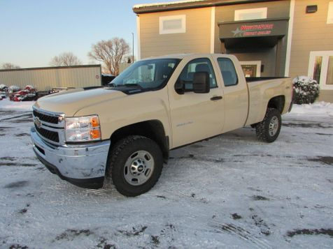 2012 Chevrolet 2500HD 4x4 Duramax Ext-Cab Short Box Pickup  in St Cloud, MN