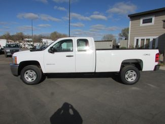 2012 Chevrolet 2500HD 4x4 Ext-Cab Long Box   St Cloud MN  NorthStar Truck Sales  in St Cloud, MN