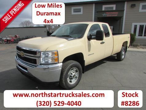 2012 Chevrolet 2500HD 4x4 Ext-Cab Long Box Pickup  in St Cloud, MN