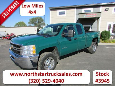 2012 Chevrolet 2500HD 4x4 Ext-Cab Short-Box Pickup Truck  in St Cloud, MN