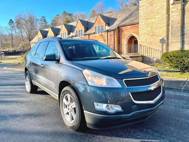 2012 Chevrolet-3 Rd Row Seat! Traverse-LOCAL TRADE BUY HERE PAY HERE OFFERED LT