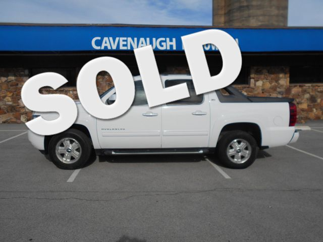 2012 Chevrolet Avalanche LT Black Rock, AR