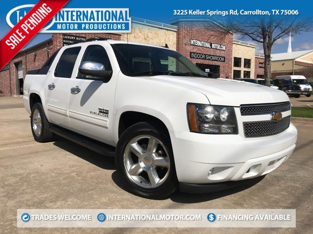 2012 Chevrolet Avalanche LT ONE OWNER