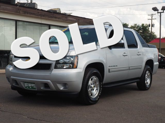 2012 Chevrolet Avalanche LS Englewood, CO
