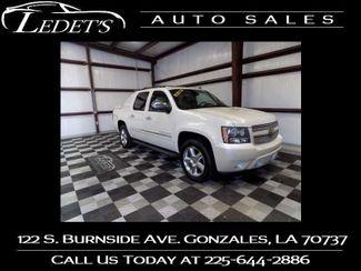 2012 Chevrolet Avalanche LTZ - Ledet's Auto Sales Gonzales_state_zip in Gonzales